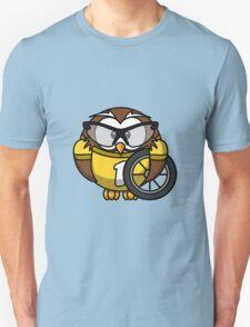 Cyclist Owl T-Shirt