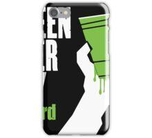 Oxford Idiot iPhone Case/Skin