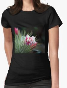 Air Plant Womens Fitted T-Shirt