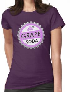 Grape Soda Womens Fitted T-Shirt