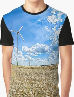 Clean Energy Graphic T-Shirt