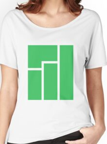 Manjaro logo Women's Relaxed Fit T-Shirt