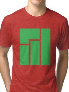 Manjaro logo Tri-blend T-Shirt