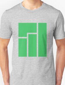 Manjaro logo Unisex T-Shirt