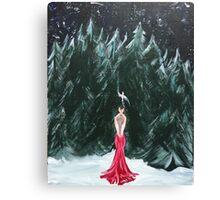 Anja (Little Bird) Canvas Print