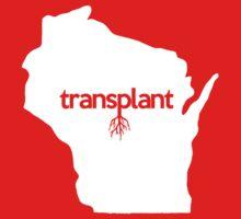 Wisconsin Transplant WI  Baby Tee