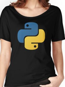 python Women's Relaxed Fit T-Shirt