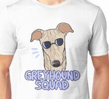 GREYHOUND SQUAD (fawn brindle) Unisex T-Shirt