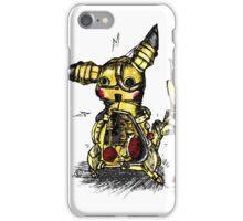 Steampunk Pikachu iPhone Case/Skin