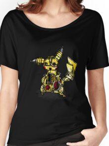 Steampunk Pikachu Women's Relaxed Fit T-Shirt