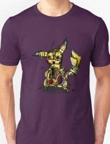 Steampunk Pikachu Unisex T-Shirt