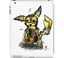 Steampunk Pikachu iPad Case/Skin