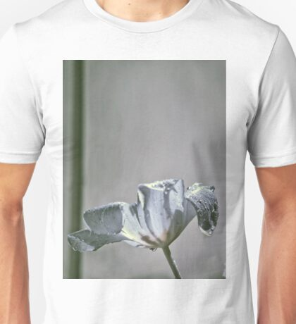 Wet Tulip - Infrared Unisex T-Shirt