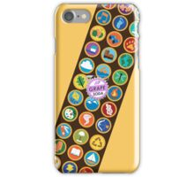 The Wilderness Must Be Explored iPhone Case/Skin