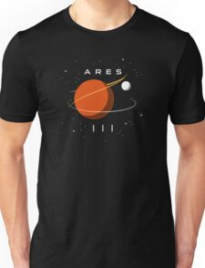 Get Your ARES to MARS Unisex T-Shirt