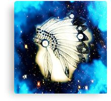 Spirit Warrior Canvas Print