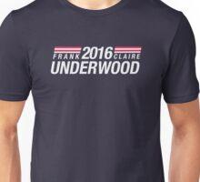 Frank Underwood & Claire Underwood 2016 Unisex T-Shirt