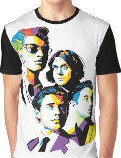 Arctic Monkeys Pop Graphic T-Shirt