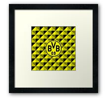Borussia Dortmund football club Framed Print