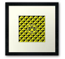 Borussia Dortmund football club Framed Print