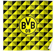 Borussia Dortmund football club Poster
