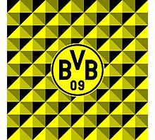 Borussia Dortmund football club Photographic Print