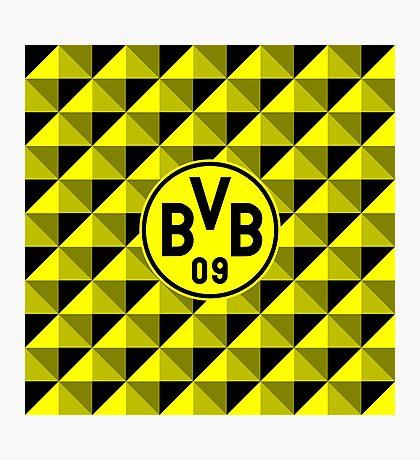 Borussia Dortmund football club Photographic Print