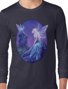 Luminescent Fairy & Dragon Art T-Shirt