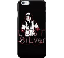 Lost Silver Color Version iPhone Case/Skin