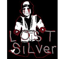 Lost Silver Color Version Photographic Print