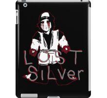 Lost Silver Color Version iPad Case/Skin