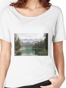 Looks like Canada - landscape photography Women's Relaxed Fit T-Shirt