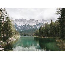 Looks like Canada - landscape photography Photographic Print