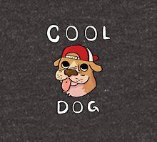 Cool Dog 2 Colored Mens V-Neck T-Shirt