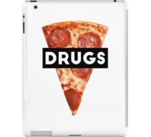 Drugs = Pizza iPad Case/Skin