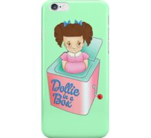 Dollie in a Box iPhone Case/Skin