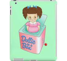 Dollie in a Box iPad Case/Skin