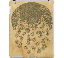 negative future coffee, ink  iPad Case/Skin