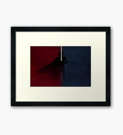 SWR - What I've Become Framed Print