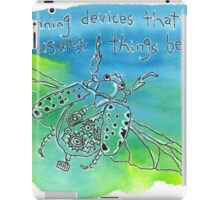 Cunning Devices iPad Case/Skin