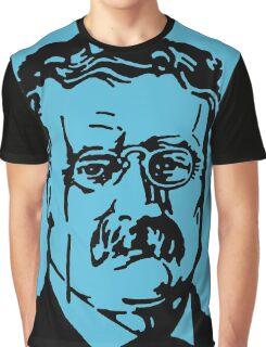 THEODORE ROOSEVELT Graphic T-Shirt