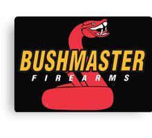 Bushmaster Firearms Logo Canvas Print
