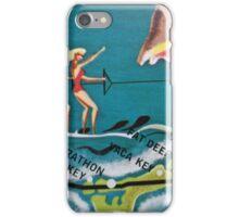 Retro Keys II iPhone Case/Skin