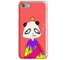 Fresh Panda iPhone Case/Skin