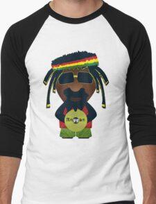 Reggae 0.1 Men's Baseball ¾ T-Shirt