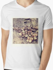 In the rain - two Mens V-Neck T-Shirt