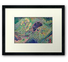 World's within worlds Framed Print