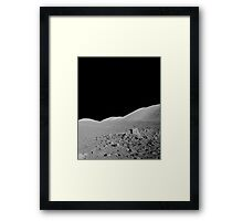 Apollo 17 - 2 Framed Print