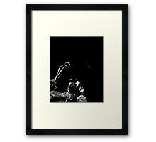 Apollo 17 - 3 Framed Print