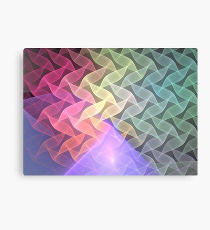 Gamma Waves Metal Print